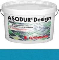 Фуга Schomburg Asodur-Design aquablau (2 кг)