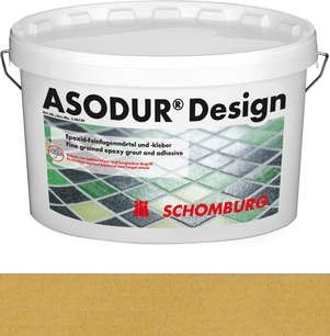 Фуга Schomburg Asodur-Design curry (2 кг)